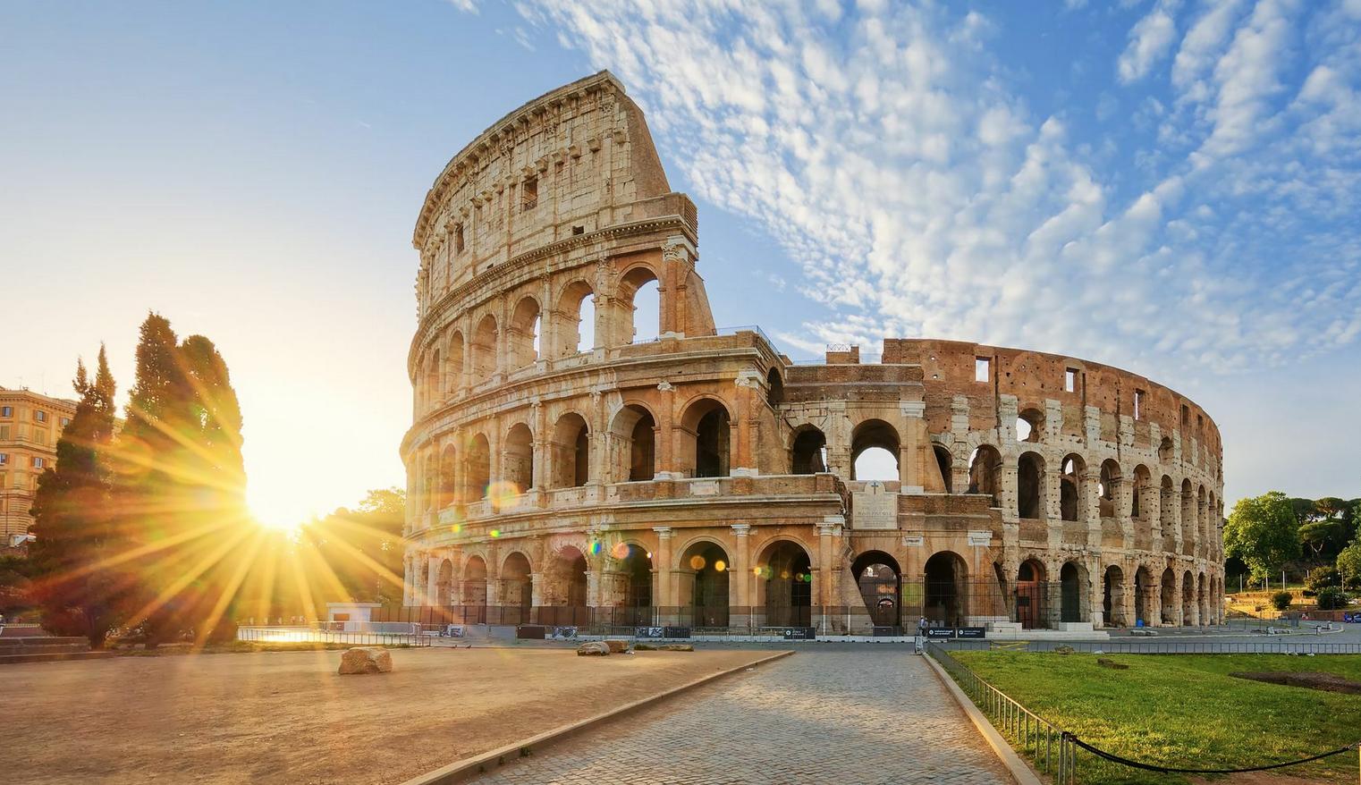 Róma utazás